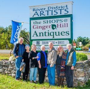 River District Artists Sperryville VA